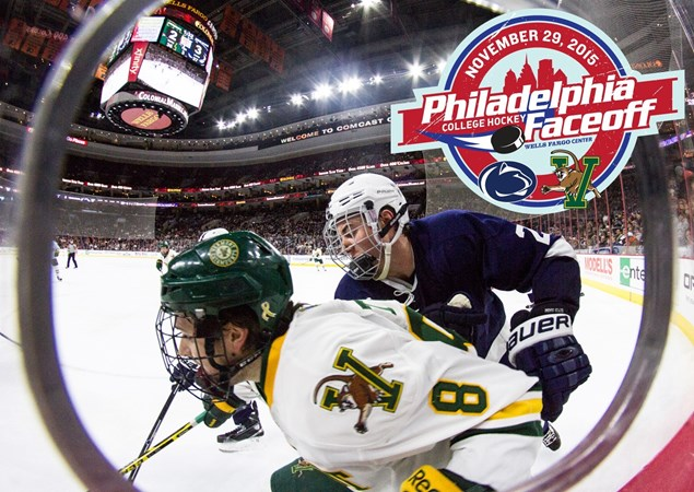 Tickets For Fourth Annual Philadelphia College Hockey Faceoff On