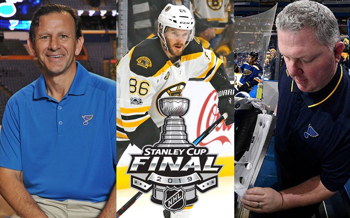 Trio of Catamounts Set to Compete at 2019 Stanley Cup Final - University of Vermont Athletics