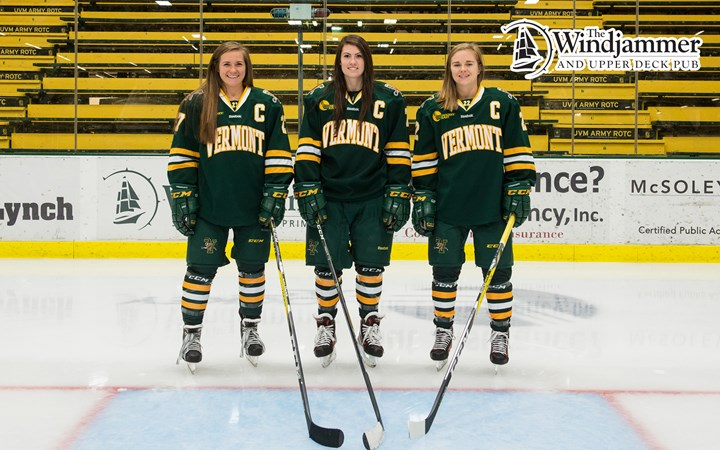 Vote Now on Vermont Women s Hockey Opening Faceoff Song - University of  Vermont Athletics d2e029a99bb