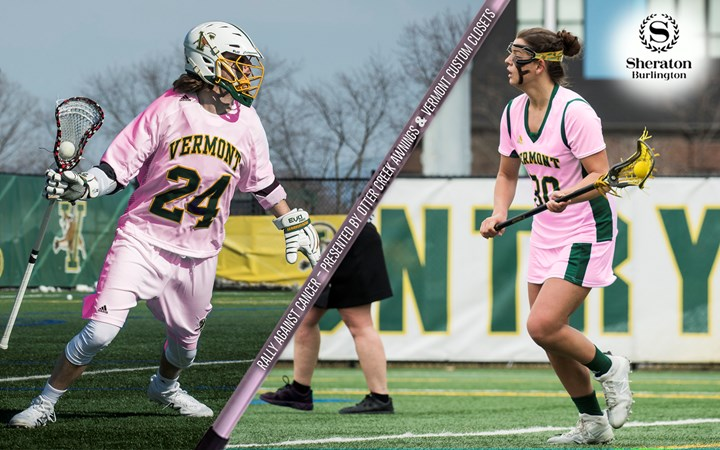 Uvm Lax Hosts Annual Rally Against Cancer Game On Saturday