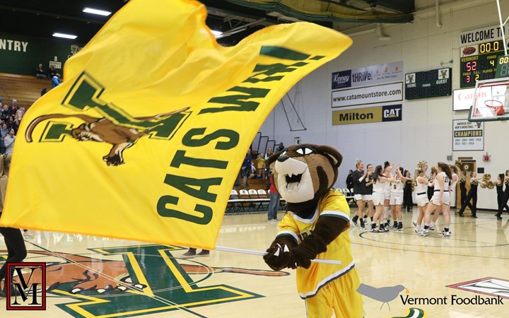 2021 Cats Win, Community Wins Beneficiary Announced - University of Vermont Athletics